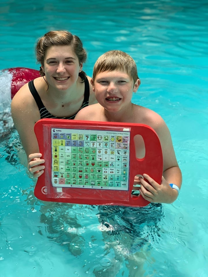 Aquatic Assistive Technology Tools